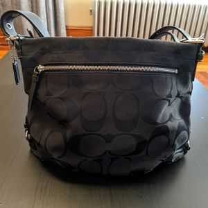COACH Signature Duffle Bag